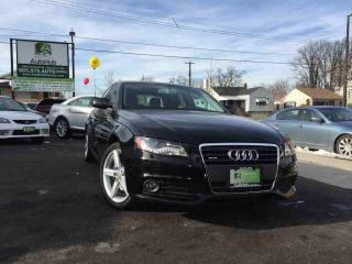 Used 2011 Audi A4 SOLD for sale in Hamilton, ON