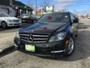 Used 2014 Mercedes-Benz C-Class SOLD for sale in Hamilton, ON