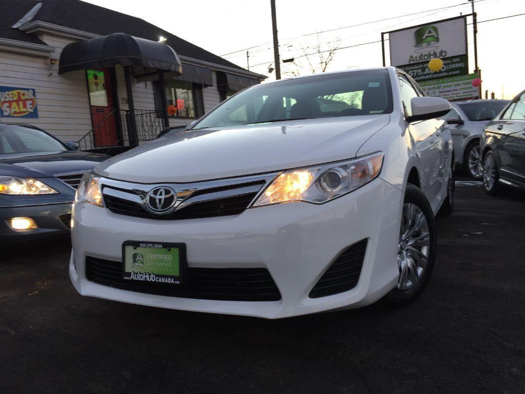 Toyota Used Cars Hamilton Ontario