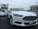 Used 2015 Ford Fusion sold for sale in Hamilton, ON