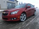 Used 2014 Chevrolet Cruze LTZ RS for sale in Selkirk, MB