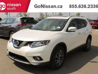 Used 2016 Nissan Rogue SL / AWD / NAV / LEATHER / SUNROOF / HEATED SEATS for sale in Edmonton, AB