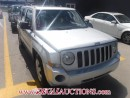Used 2008 Jeep PATRIOT SPORT 4D UTILITY 4WD for sale in Calgary, AB