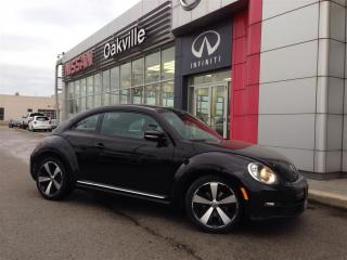 Used 2012 Volkswagen Beetle Premier Plus w/ NAV for sale in Oakville, ON
