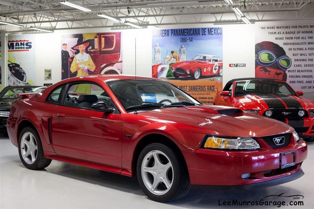 used 2002 ford mustang sold gt for sale in paris. Black Bedroom Furniture Sets. Home Design Ideas