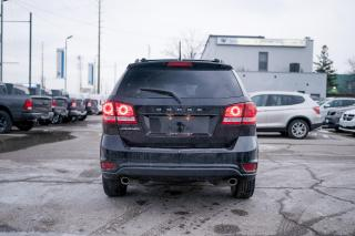 Used 2016 Dodge Journey SXT BLACKTOP PACKAGE/7 PASSENGER/UCONNECT for sale in Concord, ON