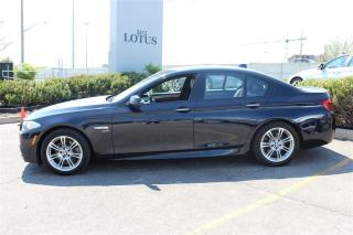 Used 2012 BMW 528 i 3.99%OAC M Sport Pack Nav AWD for sale in Oakville, ON