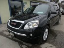 Used 2009 GMC Acadia POWER EQUIPPED SLE EDITION 7 PASSENGER 3.6L - V6.. CAPTAINS.. 3RD ROW.. TOUCH SCREEN.. BACK-UP CAMERA.. for sale in Bradford, ON