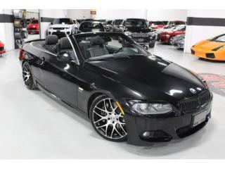 Used 2011 BMW 335i is CONVERTIBLE   LOCAL TRADE IN   NEW TIRES for sale in Vaughan, ON