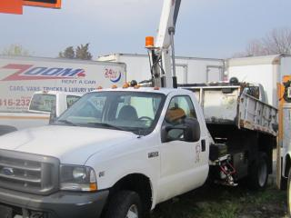 Used 2003 Ford F-450 DUMP CRANE for sale in North York, ON