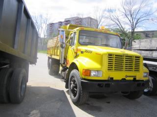 Used 1997 International 4700 DUMP 14 FEET for sale in North York, ON