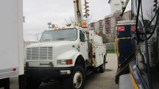 Used 1998 International 4900 AUGER 4X4 for sale in North York, ON
