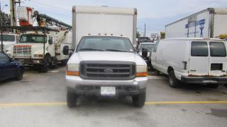Used 2000 Ford F-450 CUBVAN for sale in North York, ON