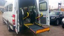 Used 2008 Dodge Sprinter 2500,H-ROOF,170WB, WHEELCHAIR LIFT VAN for sale in North York, ON