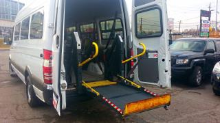 Used 2008 Dodge Sprinter WHEELCHAIR ACCESSIBLE VAN, EX-RED CROSS VAN for sale in North York, ON