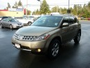 Used 2006 Nissan Murano S.E.Leather Sunroof for sale in Parksville, BC