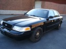 Used 2011 Ford Crown Victoria EX POLICE BLK/BLK for sale in Mississauga, ON