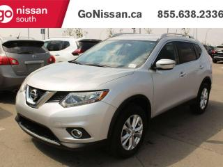 Used 2016 Nissan Rogue SV / AWD / HEATED SEATS / BACK UP CAM for sale in Edmonton, AB
