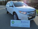 Used 2013 Ford Edge AWD, SEL,  LOADED, INSP, WARR for sale in Surrey, BC