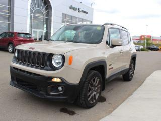 Used 2016 Jeep Renegade 75th Anniversary for sale in Peace River, AB