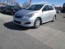 Used 2011 Toyota Matrix ALL POWER OPTION for sale in Scarborough, ON