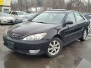 Used 2005 Toyota Camry XLE for sale in Dundas, ON