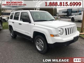 Used 2015 Jeep Patriot Sport/North for sale in Richmond, BC