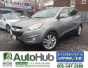 Used 2011 Hyundai Tucson LIMITED-AWD-NAVIGATION-CAMERA-SUNROOF for sale in Hamilton, ON