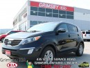 Used 2011 Kia Sportage LX FUEL EFFICIENT SUV WITH LOW PAYMENTS!!! for sale in Grimsby, ON