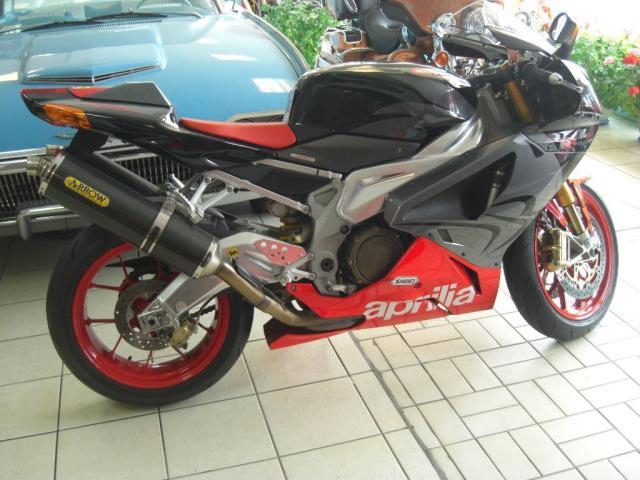 2008 Aprilia RSV 1000 R