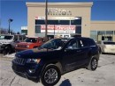 Used 2015 Jeep Grand Cherokee Limited 8.4navigation Leather for sale in Milton, ON