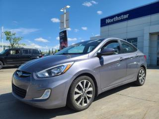 Used 2016 Hyundai Accent SE AUTO/SUNROOF/HEATEDSEATS/POWERGROUP/AC/ for sale in Edmonton, AB