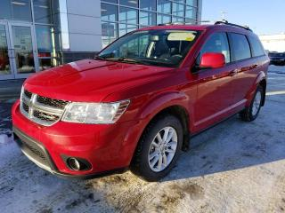 Used 2016 Dodge Journey SXT/LIMITED for sale in Peace River, AB