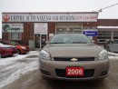 Used 2006 Chevrolet Impala LT CERTIFIED for sale in Kitchener, ON