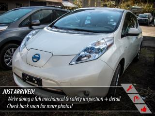 Used 2012 Nissan Leaf SV , Zero Emissions DC fast charge for sale in Port Moody, BC