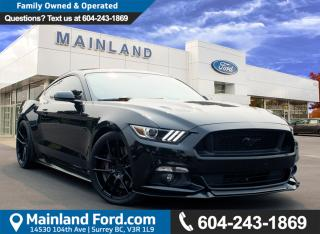 New 2015 Ford Mustang GT, MANUAL, EXHAUST for sale in Surrey, BC