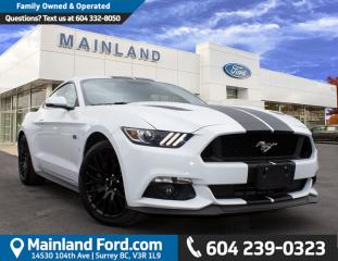 New 2015 Ford Mustang GT, MANUAL, PERFORMANCE PACKAGE for sale in Surrey, BC