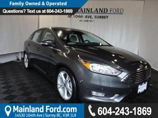 New 2015 Ford Focus Titanium for sale in Surrey, BC
