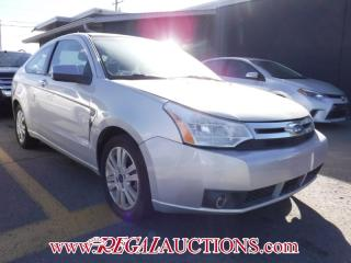 Used 2008 Ford FOCUS SES 2D COUPE for sale in Calgary, AB