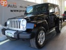 Used 2014 Jeep Wrangler Sahara for sale in Peace River, AB