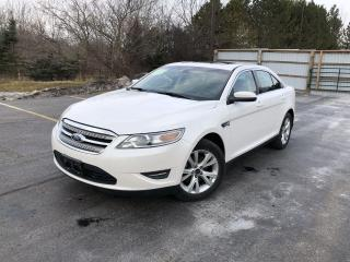 Used 2011 Ford Taurus SEL 2WD for sale in Cayuga, ON