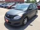 Used 2010 Toyota Matrix BASE for sale in Aylmer, ON