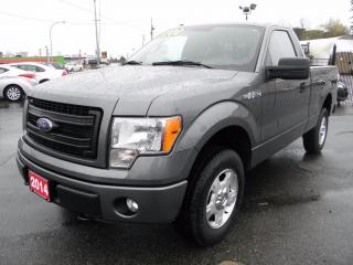 Used 2014 Ford F-150 STX for sale in Langley, BC