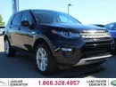 Used 2016 Land Rover Discovery Sport HSE - CPO 6yr/160000kms manufacturer warranty included until June 29, 2022! CPO rates starting at 2.9%! Locally Owned and Driven | Executive Demo | 3M Protection Applied | Navigation | Back Up Camera | Parking Sensors | Xenon Headlamps | Panoramic G for sale in Edmonton, AB