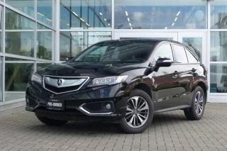 Used 2016 Acura RDX Elite at *Loaded* for sale in Vancouver, BC