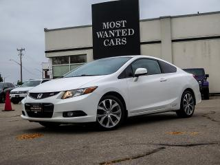 Used 2012 Honda Civic SI | NAV | SUNROOF | BLUETOOTH for sale in Kitchener, ON