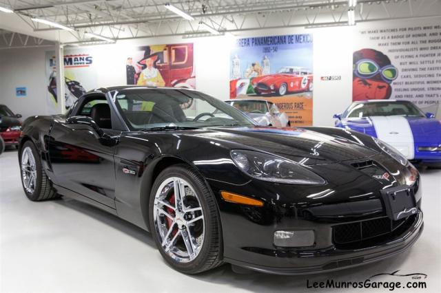 Used 2007 chevrolet corvette sold zo6 2lz z06 chrome for Garage yamaha paris