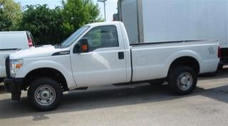 Used 2016 Ford F-250 reg cab 4x4 gas XL loaded X 2 for sale in Richmond Hill, ON