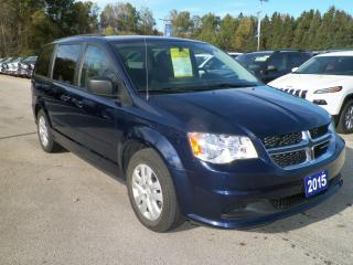 Used 2015 Dodge Grand Caravan for sale in Owen Sound, ON