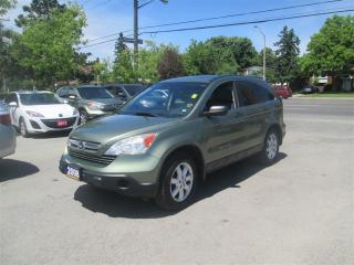 Used 2008 Honda CR-V EX for sale in Toronto, ON